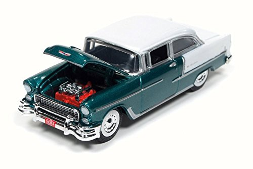 Chevrolet Bel Air Green - 6