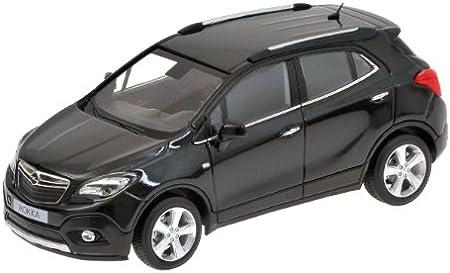 Opel 1 43 Scale 2012 Mokka Metallic Black Spielzeug