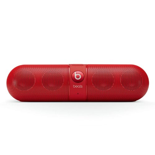 Beats Pill 2.0 Portable Speaker - Red