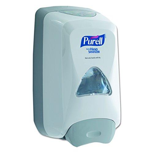 PURELL 512006 FMX-12 Foam Hand Sanitizer Dispenser For 1200mL Refill, White