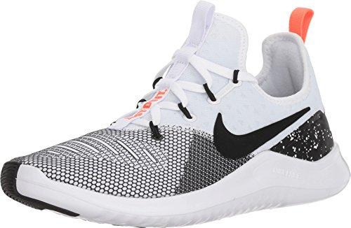 Nike Free TR 8 White/Black/Crimson Women's Running Training Shoes Size 9