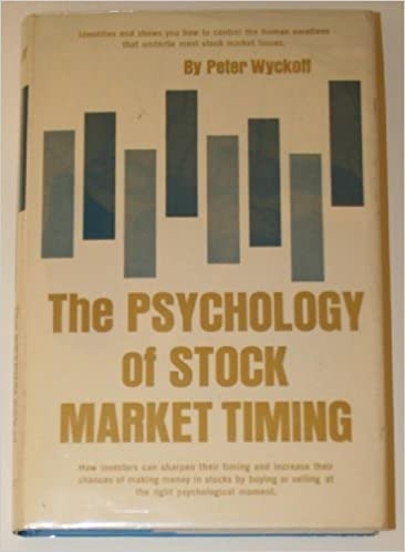Book The Psychology of Stock Market Timing