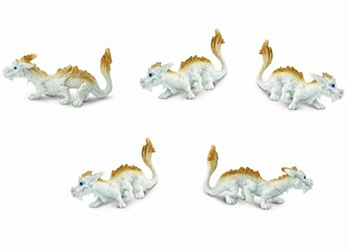 Safari Good Luck Minis - Lucky Dragon (Set of 5) - Luck Dragon