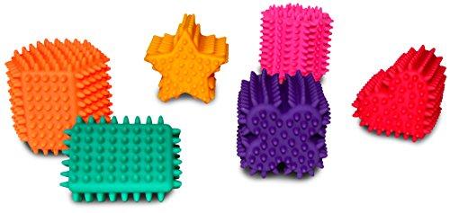 Hedstrom Sensory Shapes 6 Pack