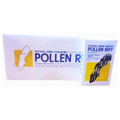 スウェーデン花粉「ポーレンリフ」135g(1.5g×15包×6箱) B01M0O88Z4