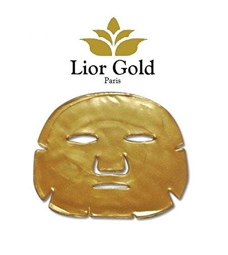 Lior Gold Cosmetics 24K Rejuvenating Bio-Collagen Mask (6...