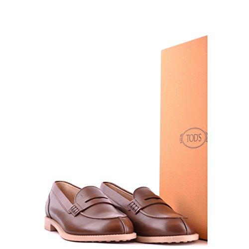 Zapatos Tod's PT2605 marrón