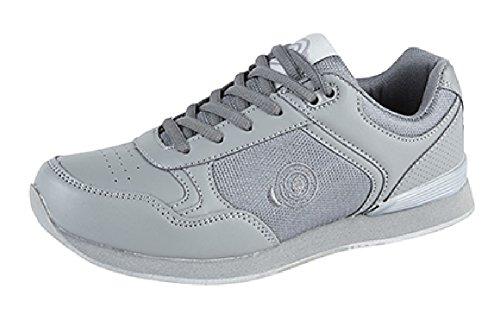 Dek - zapatilla baja mujer gris