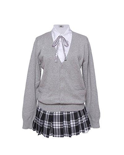 Grey School Blazer - 1