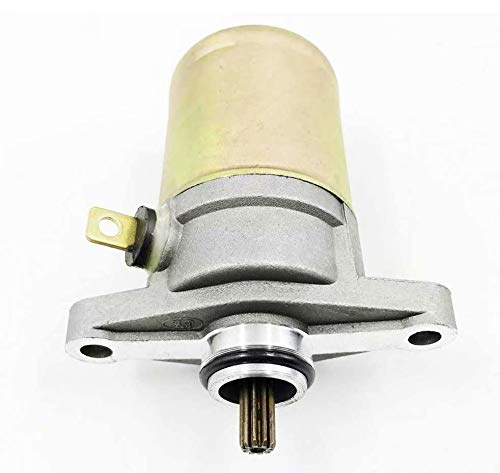 High Performance 10 Teeth Electric Starter Motor for GY6 50cc Scooter Moped Parts