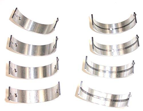 DNJ Main Bearings Set Standard Size MB125 For 87-05 Chrysler, Dodge, Mitsubishi, Hyundai 2.5L-3.0L V6 SOHC Naturally Aspirated designation - Sport Engine Bearings