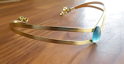 Blue Moon Goddess Costume (Sailor Neptune Costume tiara - Sailor Moon Accessory - Sailor Neptune Cosplay)