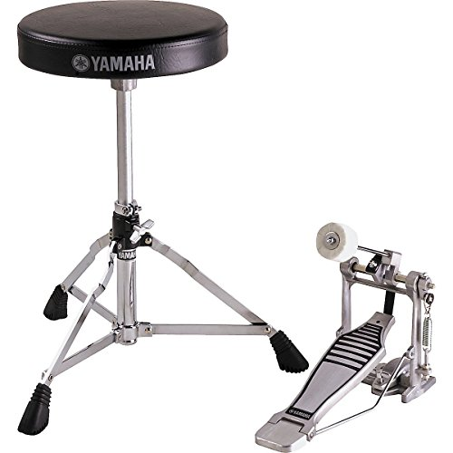 Yamaha Drum Thrones - Yamaha FP-6110A and DS-550; Foot Pedal and Drum Throne PKG