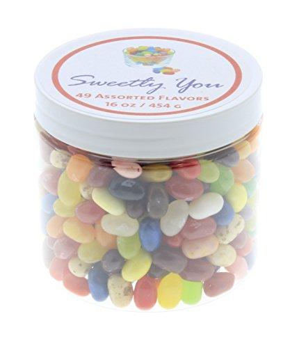 jelly belly jar - 8