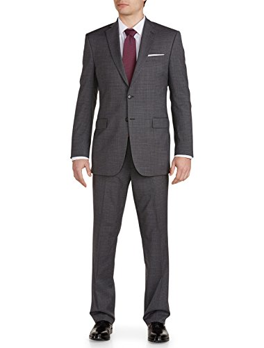 Big-Tall-Reflex-Mini-Nested-Suit-Grey