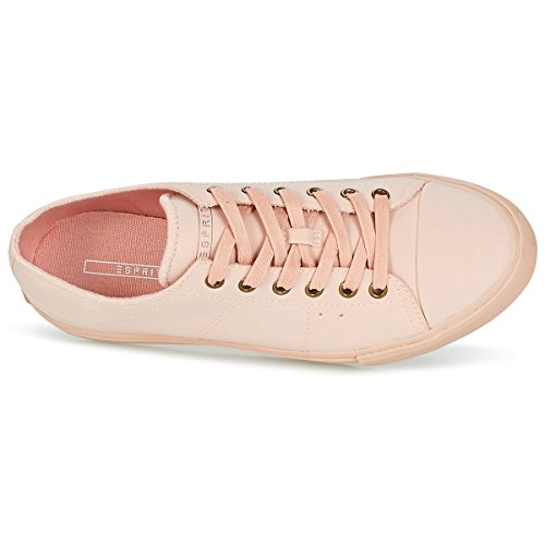 Femme Bonbon Lacets Rose Ville 028ek1w021 De Chaussures Pour Esprit À 685 8qvzF