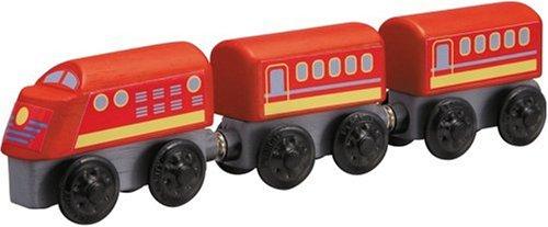 Plan Toys Train - Plan City Local Train
