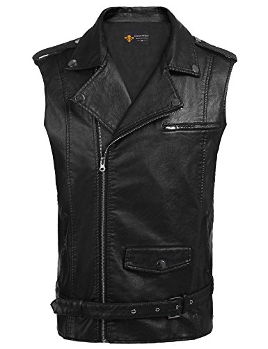 Leather Mens Hipster - 7
