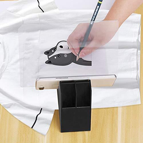 Delisouls Óptico Mesa de Dibujo, Bricolaje Mago Imagen Mesa de ...