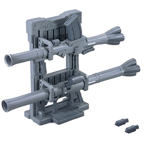 Bandai Hobby Builders Parts System Weapon 009 Action Figure
