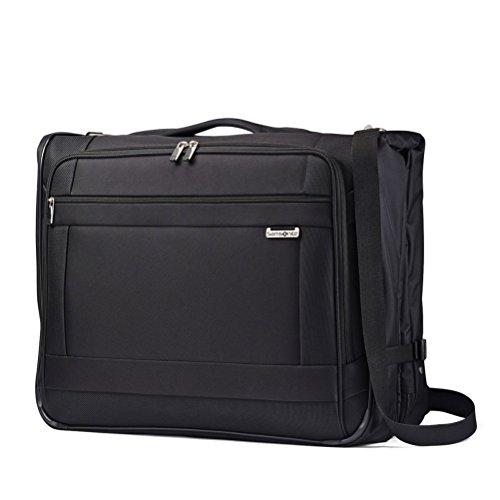 Samsonite Solyte Softside Ultra Valet Garment Bag, Black