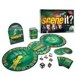 2nd Edition Scene - Harry Potter 2nd Edition Scene It? The DVD Game