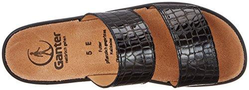 Ganter Women's Sonnica-e Mules Black (Schwarz/Multi 0199) discount cheap price sale manchester great sale Inexpensive cheap price jRJ8BxF