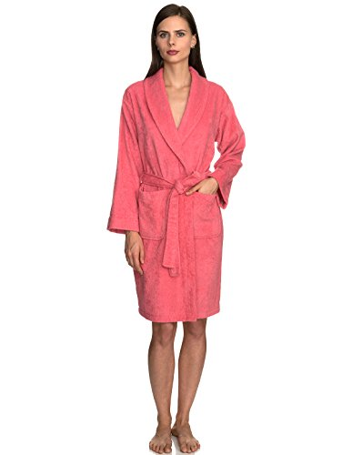 Turkish Cotton Terry Women's Robe