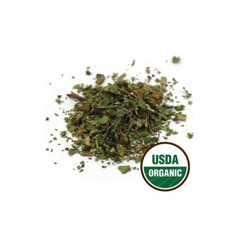 Certified Organic Comfrey Leaf c/s Symphytum Officinale Dried Herb 16 oz(1 lb) by SS102 (Image #1)