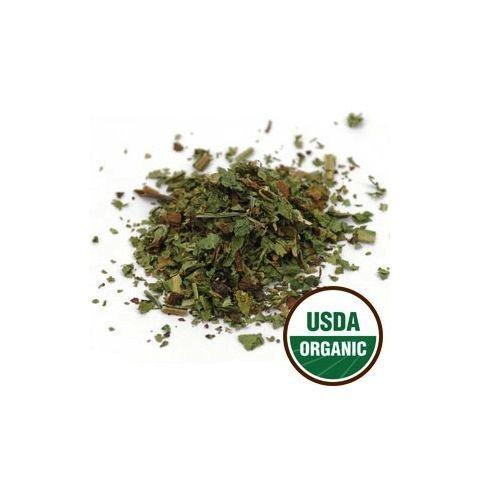 Certified Organic Comfrey Leaf c/s Symphytum Officinale Dried Herb 16 oz(1 lb)