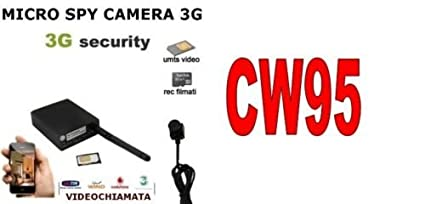 Error de botón Habitación Luz Cámara 3G Llamada de video en vivo UMTS CW95