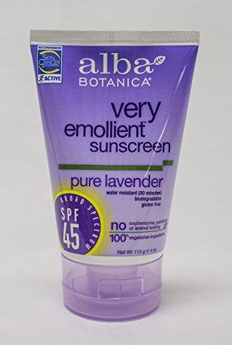 Alba Botanica - Alba Botanica Very Emollient Natural Sunbloc