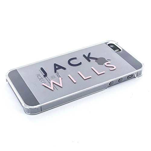 iPhone SE / 5S / 5 Cover, Jack Wills SHOTTLE Glossy Hard Shell Phone Case for Apple iPhone SE / 5S / 5