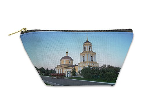 Gear New Accessory Zipper Pouch, Radonezh Russia July 25 2015 Transfiguration Church In Rado, Large, 6008149GN by Gear New