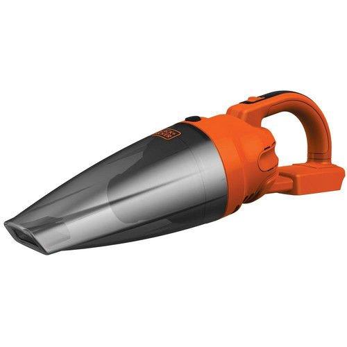 Black Amp Decker Bdh2000slb 20v Max Lithium Bare Hand Vacuum