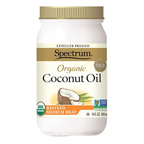 Spectrum Organic Refined Coconut Ounce