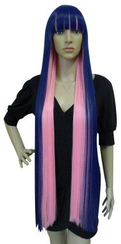 Anangel Hair Cap Kids for Adults Stocking Anarchy/panty Garterbelt Cosplay Wig