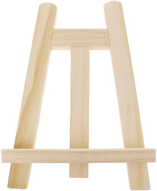 Folewr-8 - Caballete de madera para artistas principiantes 15cm ...