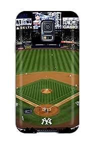 Rolando Sawyer Johnson's Shop new york yankees MLB Sports & Colleges best Samsung Galaxy S5 cases