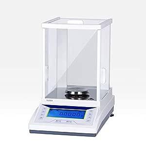 ZCXBHD Escala Joyería Alta Precisión, 200g / 0.0001g Digital ...