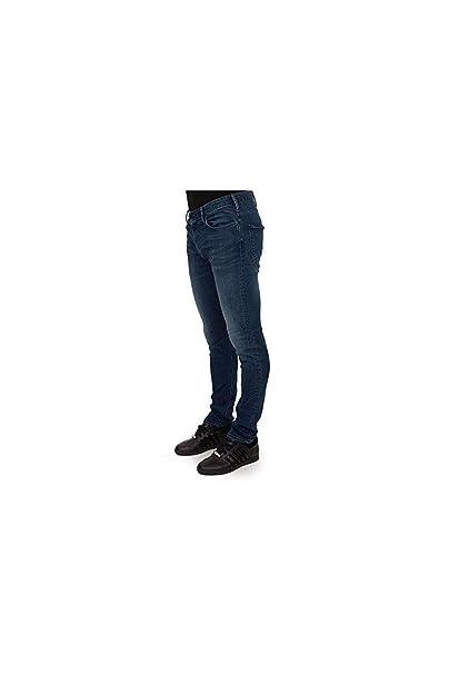 Emporio Armani - Pantalón - para Hombre Azul (BLU Denim) 26 ...