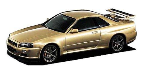 - 1/24 Nissan BNR34 Skyline GT-R M-Spec, Nur Version