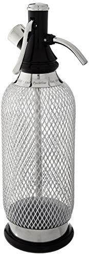 - iSi Sodamaker Classic Mesh 1 Quart Soda Siphon Bottle