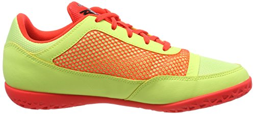 Puma 365 NF CT Jr, Zapatillas de Fútbol Unisex Niños Amarillo (Fizzy Yellow-red Blast-puma Black)