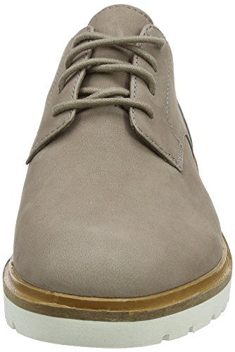 Taupe Timberland Luscious Stringate Grey 929 Scarpe Street Oxford Up Grigio Donna Lace Ellis qWnBqSrfz