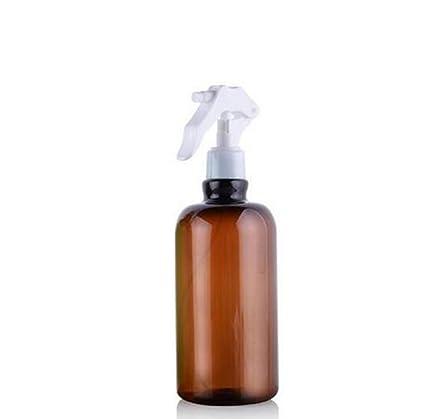1acf78a5d90a Amazon.com: 500ml/16.6OZ Refillable Empty Spray Bottles Sprayers ...