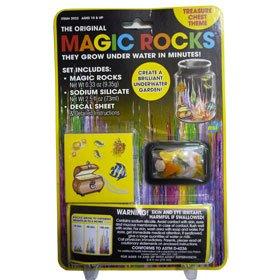The Original Magic Rocks-treasure Chest Theme NSI International Inc 2922