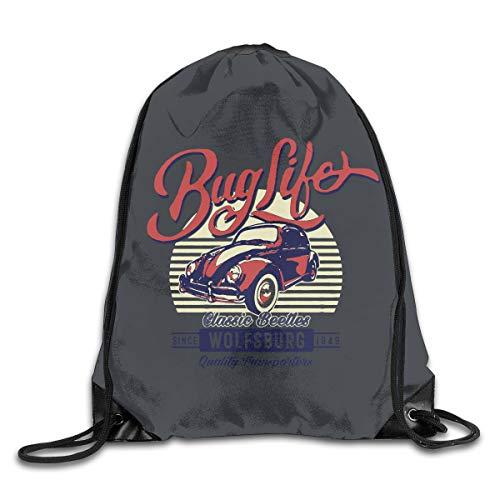 Wons Bug Life Limited Edition Sport Drawstring Gym Bag