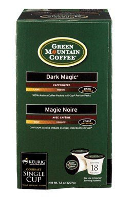 K-CUPS GRC DARK MAGIC (Pkg of 3)