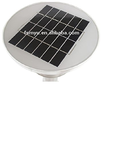 Solar mosquito killer lamp (15w, black) by Seeing-eye